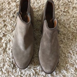 Ankle booties by Lucky Brand